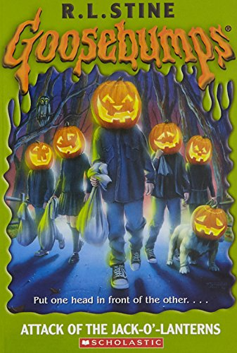 Attack Of The Jack-O-Lanterns (Goosebumps - -