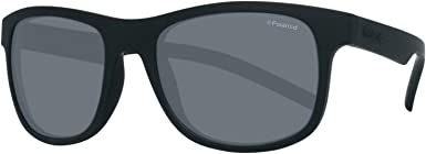Oferta amazon: Polaroid PLD 6015/S Y2 YYV Gafas de sol, Negro (Black Rubber/Grey Pz), 51 Unisex Adulto