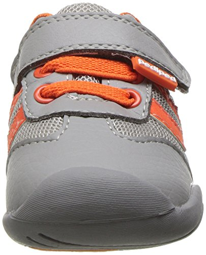 PediPed Cliff, Zapatillas de running Niños Gris (Grey Orange)