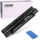 dell battery module j1knd - Ansanor New Laptop Battery for Dell Inspiron 3420 3520 N5110 N5010 N4110 N4010 N7110 N3010 M5110 M4110 M501 M503 Series, Fits P/n J1knd 4t7jn
