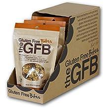 The GFB Gluten Free, Non-GMO High Protein Bites, Dark Chocolate Peanut Butter, 4 Ounce (6 Count)