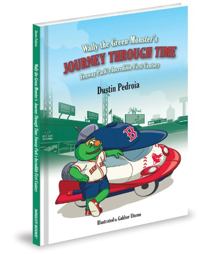 Wally The Green Monster's Journey Through Time