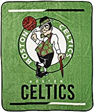 """NBA Soft Throw Blanket for Basketball Sports Fan, All Season Throw for Bed, Couch, Sofa, Game Room 50"""""""