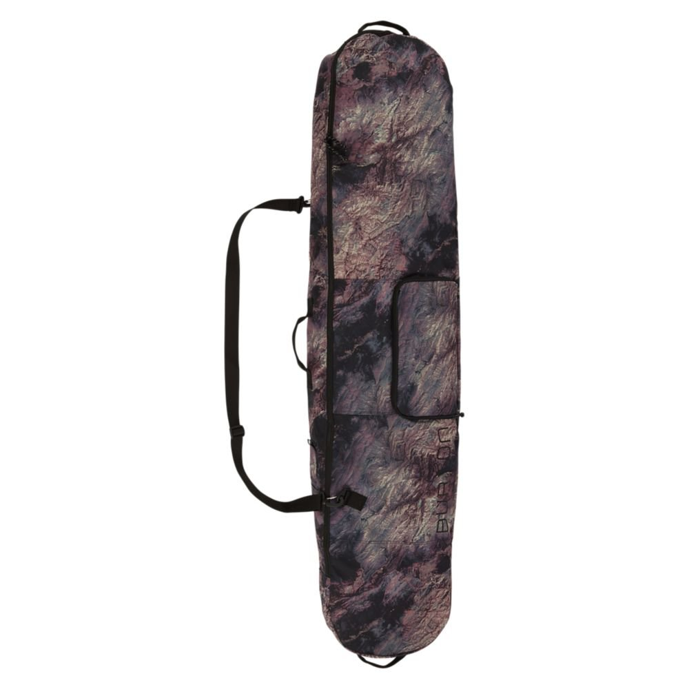 Burton Board Sack Snowboard Bag - Earth Print 146cm