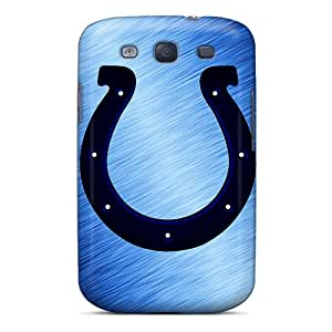 Awesome Design Indianapolis Colts Hard Case Cover For Galaxy S3