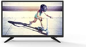"Philips 4000 Series 24"" HD LED Digital TV, Black"