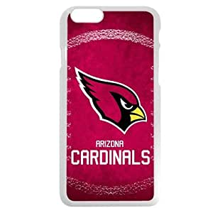 """UniqueBox Customized NFL Series Case for iPhone 6 4.7"""", NFL Team Arizona Cardinals Logo iPhone 6 4.7"""