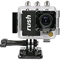Whistler RUSH 1080P Action Video Camera with 2-Inch LED Full-Array (Black)