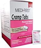 Medi-First Menstrual Relief Pain Relief Acetaminophen Cramp Tablets - MS75585 (2,500)