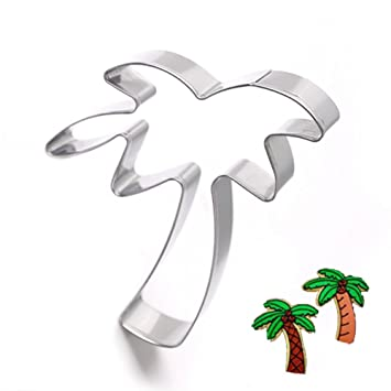 Amazon Aremazing Cookie Cutter Rose Coconut Tree Pineapple