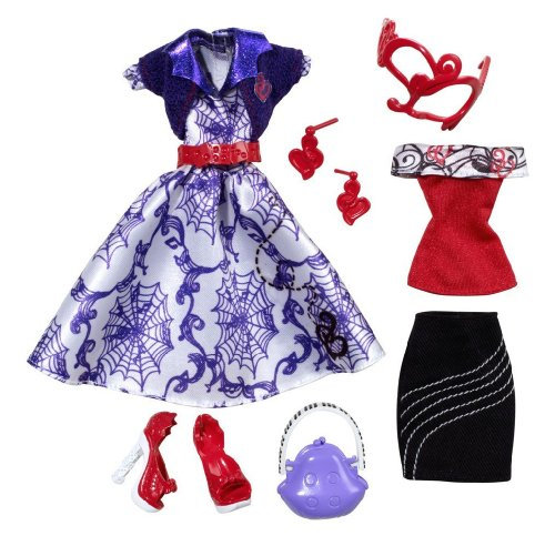 Monster High Operetta Deluxe Fashion Pack (Create A Monster High Character)