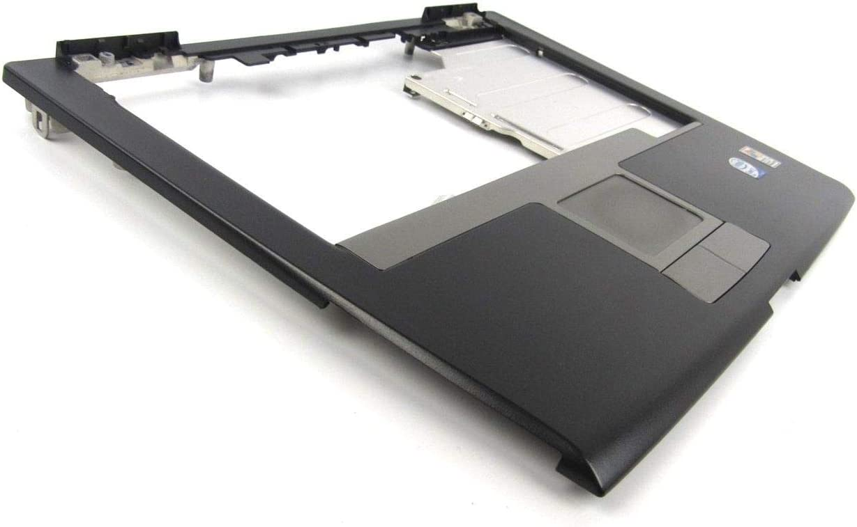 Genuine Dell NM098 PF491 Latitude D520 D530 Laptop Notebook Palmrest with Touchpad Plastic Cover Housing Replacement Assembly Compatible Part Numbers: NM098, PF491