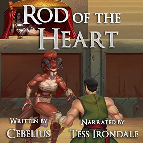 Pdf Fiction Rod of the Heart: Celestine Chronicles, Book 2