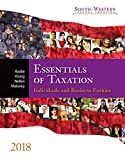img - for South-western Federal Taxation 2018: Essentials of Taxation: Individuals and Business Entities book / textbook / text book