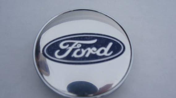 Juego de 4 llantas Ford de aleación, tapacubos (tamaño: 54 mm).: Amazon.es: Coche y moto