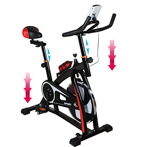 Ovovo Indoor Cycling Bike Stationary Exercise Cycling Bike