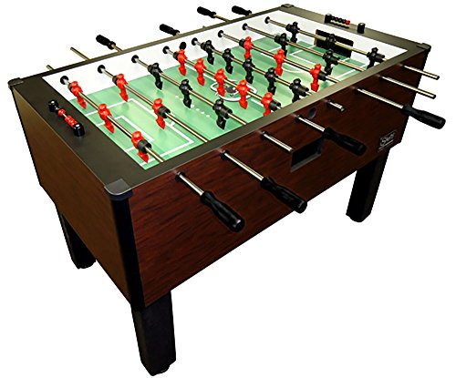 Gold Standard/Shelti Pro Foos II Standard 55 in. Foosball Table - Italian Foosball Table