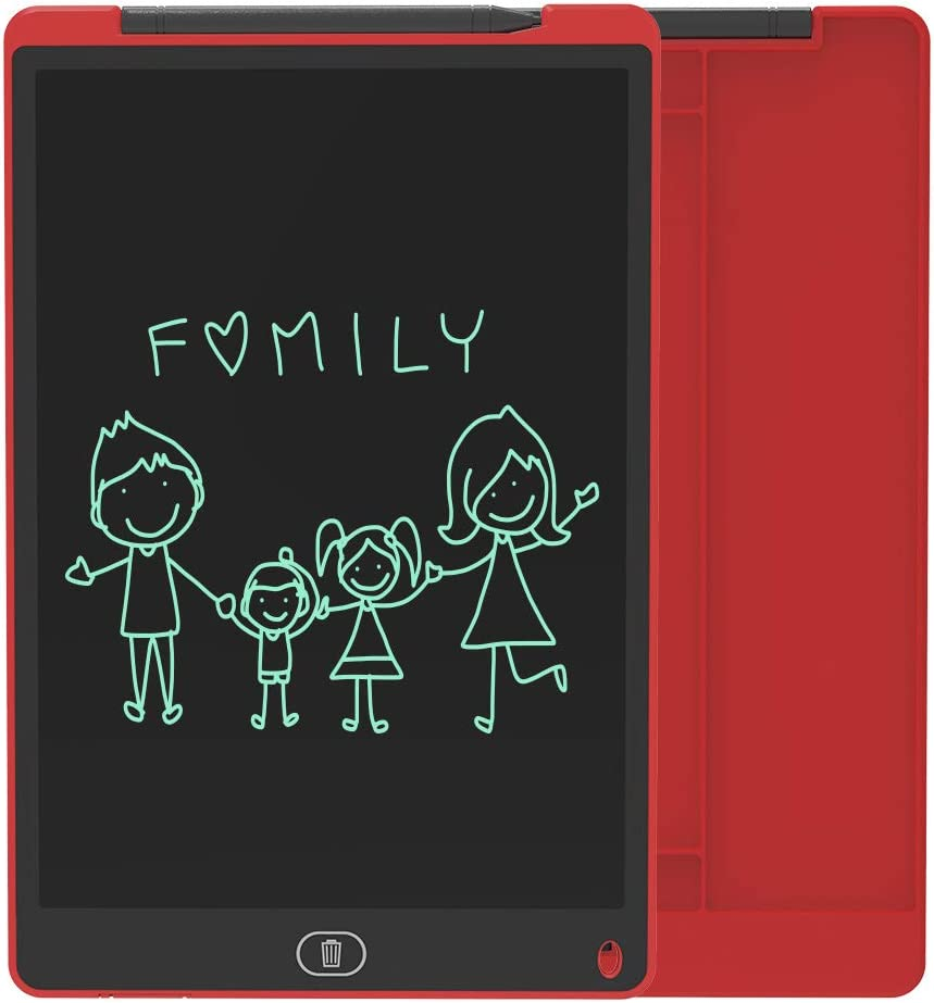 Adidome Portable Practical Reusable LCD Writing Drawing Tablet Board Tablets