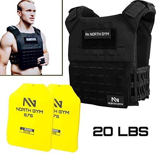 Northgym Adjustable Weighted Endurance Strength product image