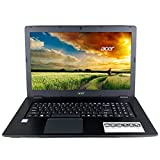 "CUK Acer Aspire E 17 E5-774 - 17.3"" Laptop - Intel Core i5-7200U, 16GB RAM, 128GB SSD + 1TB HDD - HD+ Display, Windows 10 Notebook Computer"