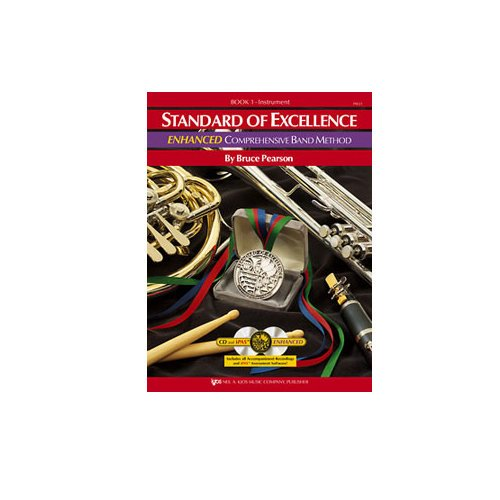 Book 1 Bassoon - PW21BN - Standard of Excellence Enhanced Book 1 - Bassoon
