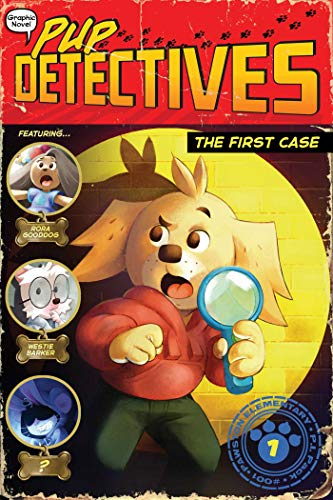 Book Cover: The First Case