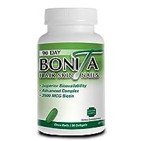 Bonita Hair Skin Nails 90 Softgels