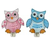 Ganz Baby Owl Night Light – Blue Review