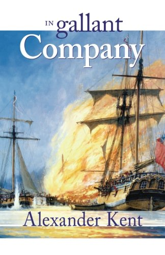 in-gallant-company-richard-bolitho-novels-no-3-the-bolitho-novels-volume-3