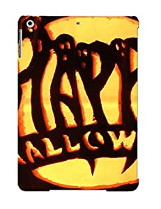 Unique Design Ipad Air Durable Tpu Case Cover Happy Halloween