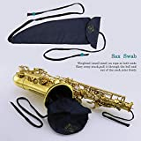 Rochix Saxophone Sax Cleaner Care Cleaning