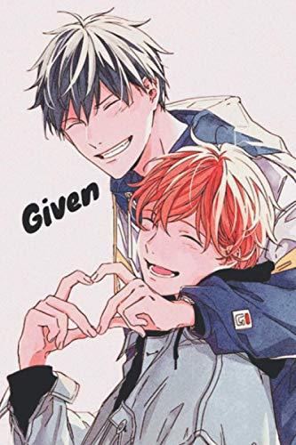 Given, Vol. 1: manga Given 1 Notebook ギヴン