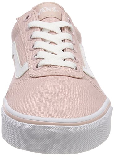 Oln Canvas Sneakers Sepia Ward canvas Femme Rose Basses Vans TqgU8xFw