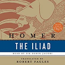 The Iliad Audiobook by Robert Fagles Narrated by Derek Jacobi, Maria Tucci