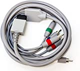 StyleZ Wii Component AV Cable for Nintendo Wii and Wii U to HDTV