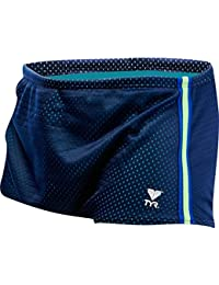 Sport Men's Poly Mesh Trainer Swim Suit