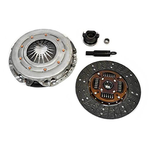 EFT RACING OEM HEAVEY-DUTY CLUTCH KIT 1992-1999 DODGE DAKOTA 3.9L 6CYL - Jeep Liberty Sachs Clutch