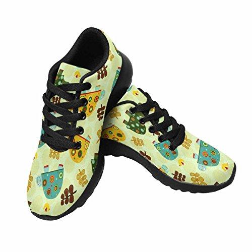 Scarpa Da Jogging Leggera Da Donna Running Jogging Leggera Easy Go Walking Comfort Sportivo Scarpe Da Ginnastica Modello Tartaruga