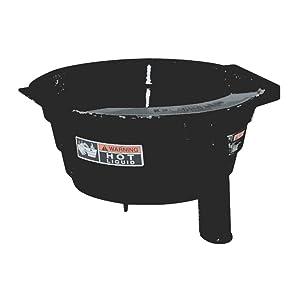 Bunn 03021.0008 Funnel Assy,Blk-Center Outlet