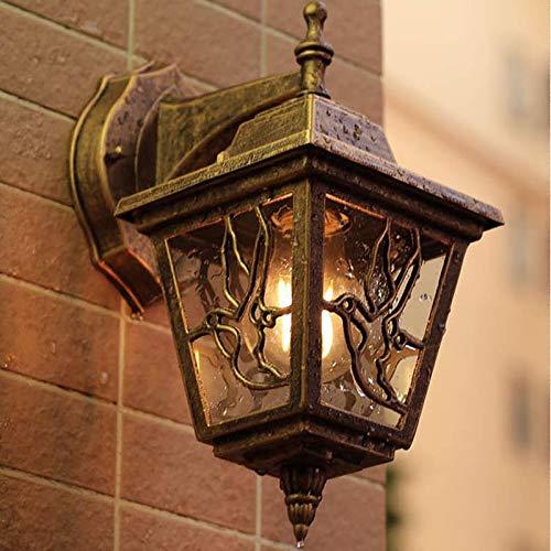 JIEJIEDA Lampada a Muro Corridoio di Parete Impermeabile all'aperto Europea Lampada corridoio Scala Lampada Living Ostello Camera da Letto Luce