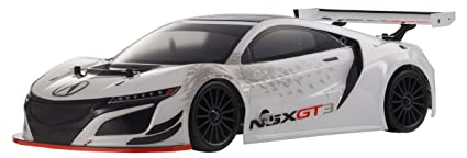 Amazon Com Kyosho 1 10 Scale Rc Engine 4wd Touring Car Series Pure