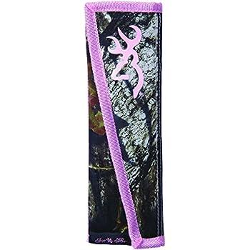 Amazon Com Browning Pink Seatbelt Pad Mossy Oak Break Up