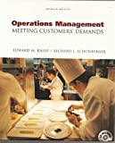 img - for Operations Management Meeting Customers' Demands, 7th Edition by Edward M. Knod (2000-05-03) book / textbook / text book