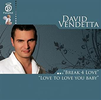 David vendetta love to love you baby (acapella)[free download.