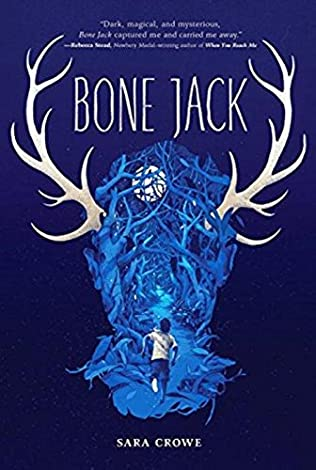 book cover of Bone Jack
