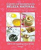 capa de O Livro de Receitas da Beleza Natural