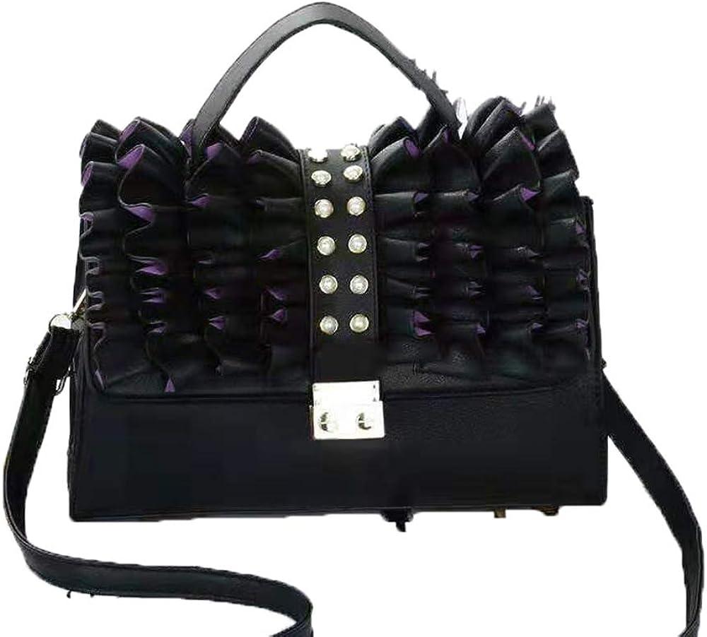 Handbag Shoulder Bag Simple Casual Large Capacity Light Travel Work Daily Messenger Bag