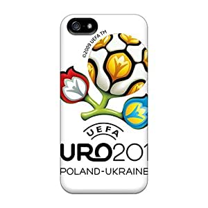 Awesome Design Euro 2012 Hard Case Cover For Iphone 5/5s