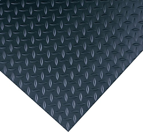 American Floor Mats Diamond Plate Switchboard 2' x 3' 1/4 inch Thickness Mat