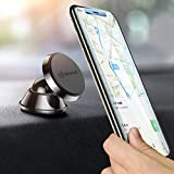 VICSEED Magnetic Phone Car Mount, Cell Phone Holder for Car Dashboard Universal Magnet Car Phone Mount Cradle Compatible iPhone Xs Max XR X 8 7 Plus, Samsung Galaxy Note9 S9 S8 Plus Lg Google Etc.